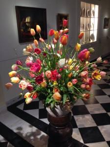 Boeket tulpen - Frans Hals Museum