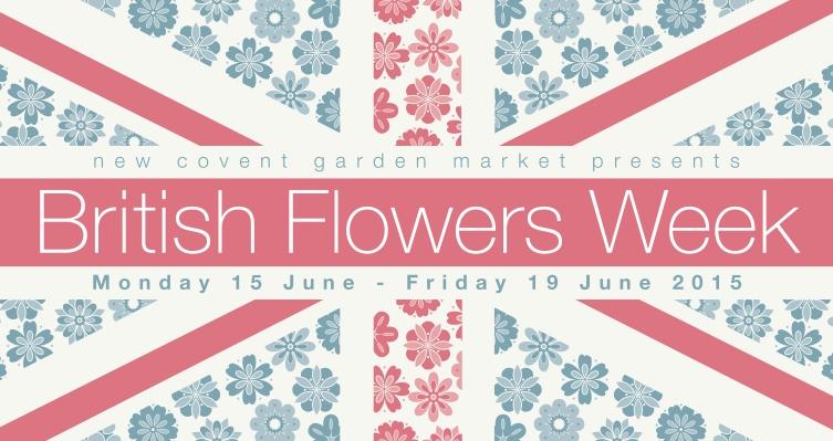 Flag British Flowers Week