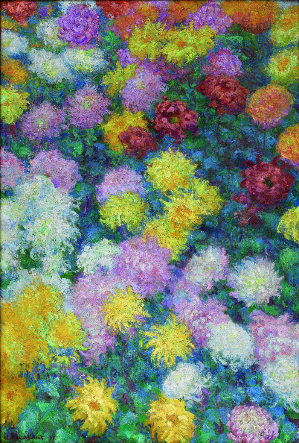 24_Private_Monet_Chrysanthemums